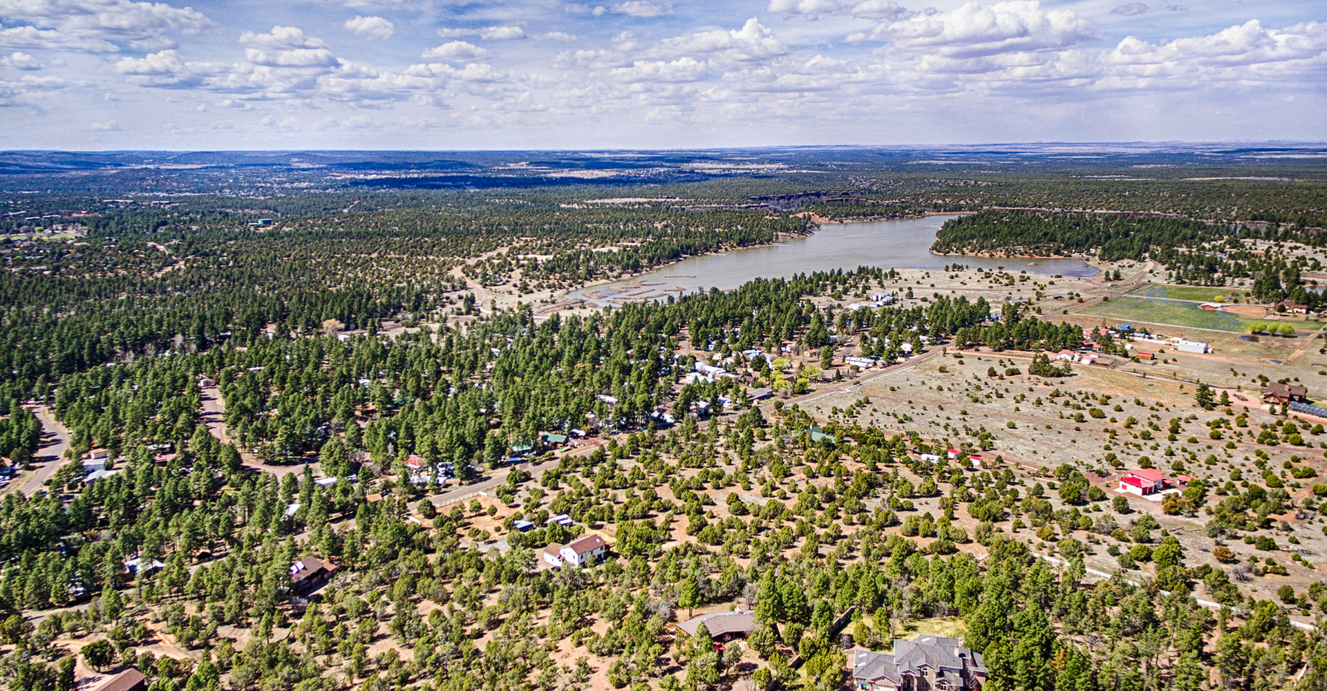 Our Community: Show Low Fool Hollow Lake (image)